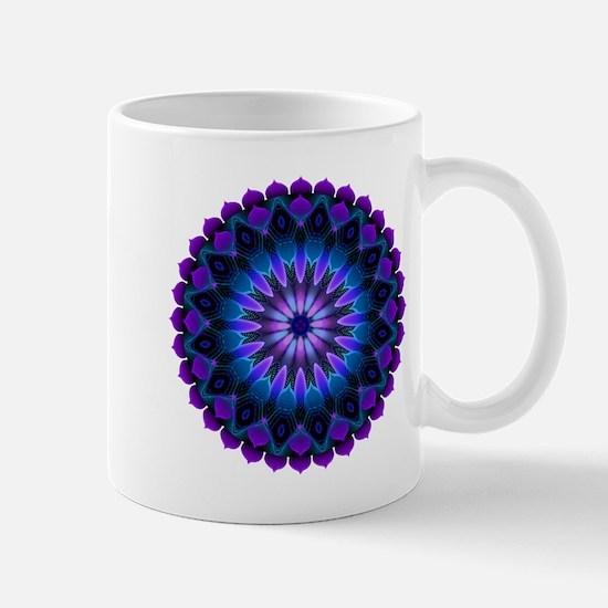 The Evening Light Mandala Mug