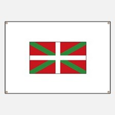 Basque Flag Spain Banner