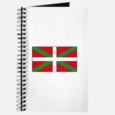 Basque Flag Spain Journal