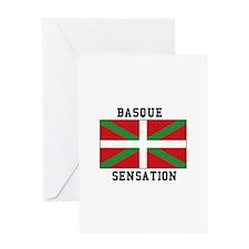 Basque Sensatin Greeting Cards