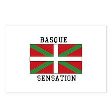 Basque Sensatin Postcards (Package of 8)