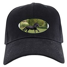 Unique Friesian horse Baseball Hat