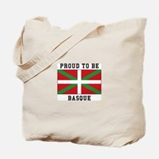 Proud to be Basque Tote Bag