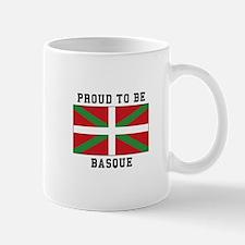 Proud to be Basque Mugs
