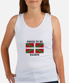 Proud to be Basque Tank Top