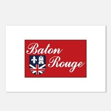 Baton Rouge, Louisiana Postcards (Package of 8)