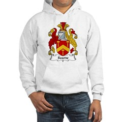 Soame Family Crest Hoodie