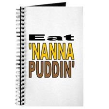 Eat Nanna Puddin Journal