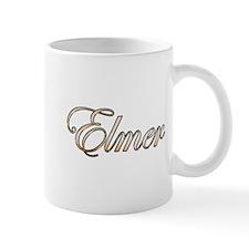 Gold Elmer Mugs