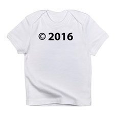 Copyright 2016 Infant T-Shirt