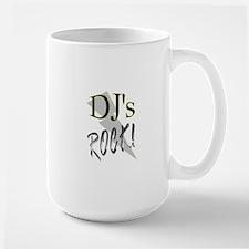 Dj's Rock Mugs