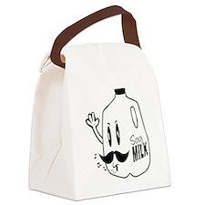 Cute Mexican joke Canvas Lunch Bag
