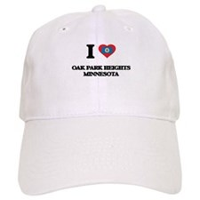 I love Oak Park Heights Minnesota Baseball Cap