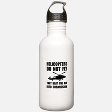 Helicopter Submission Water Bottle