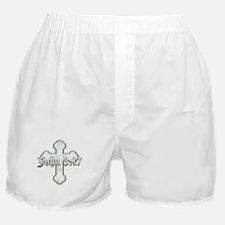 John 3:17 Boxer Shorts
