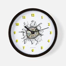 Geek... Wall Clock