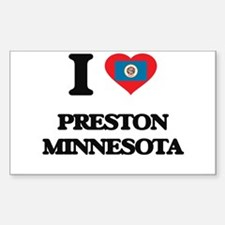 I love Preston Minnesota Decal