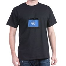 I Love The United Nations T-Shirt