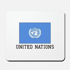 United Nations Mousepad