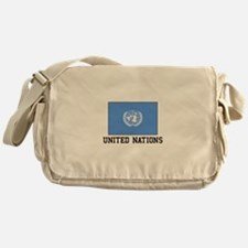 United Nations Messenger Bag