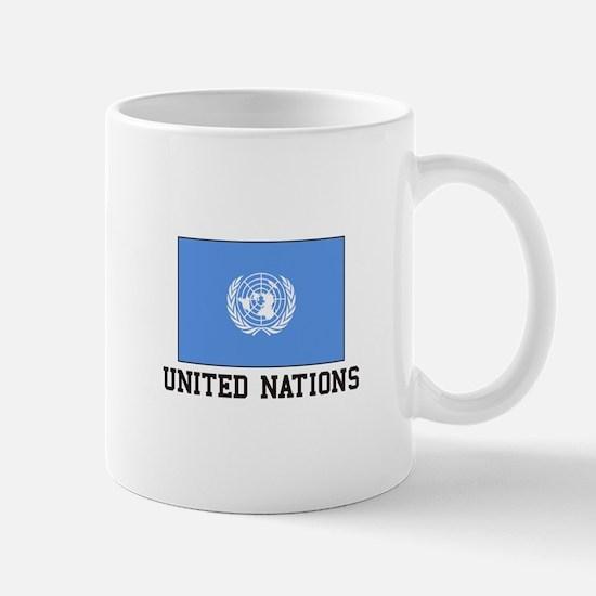 United Nations Mugs