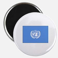 UNITED NATIONS FLAG Magnets