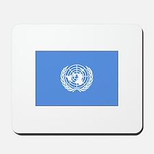 UNITED NATIONS FLAG Mousepad
