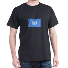 UNITED NATIONS FLAG T-Shirt