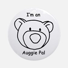 Auggie Pal Ornament (Round)