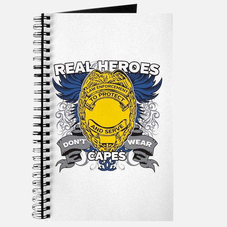 Real Heroes Law Enforcement Journal