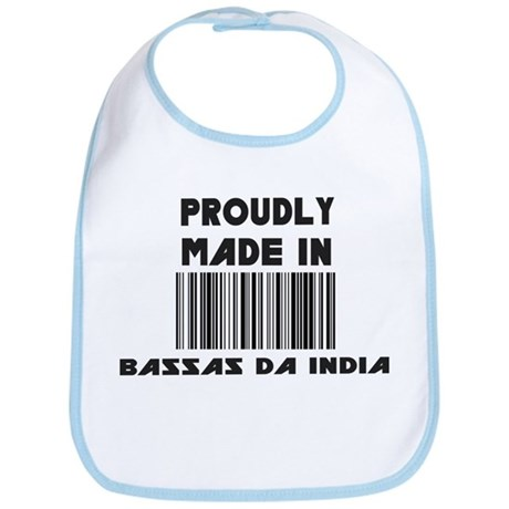 Proudly made in Bassas Da In Bib