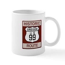 Oregon Highway 99 Mugs