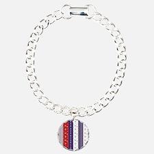 Patriotic Strs & Stripes Bracelet