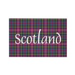 Tartan - Scotland Rectangle Magnet