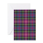 Tartan - Scotland Greeting Card
