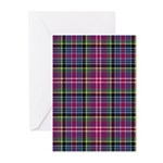 Tartan - Scotland Greeting Cards (Pk of 10)