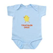 Triathlon Chick Body Suit