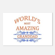 Granddad Postcards (Package of 8)