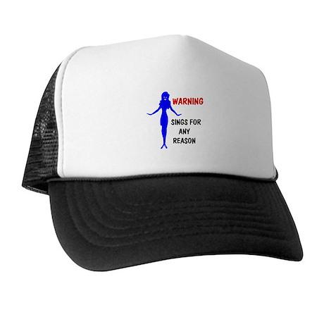 WILL SING Trucker Hat