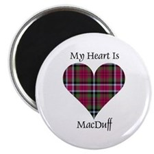 Heart - MacDuff Magnet