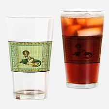 Cleopatra 4 Drinking Glass