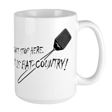 WE CAN'T STOP HERE, THIS IS BAT COUNTRY! Mugs