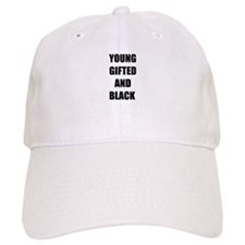 Young Gifted and Black Baseball Cap