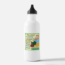 Aunty Acid: Walt Water Bottle