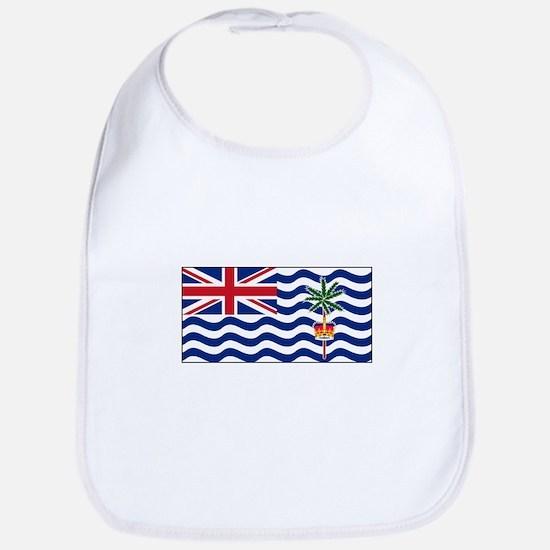 Indian Ocean Territory Bib
