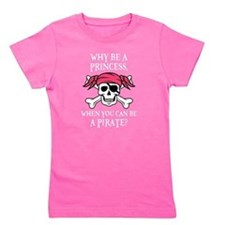 Cute Skull and bones Girl's Tee