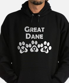 Great Dane Mom Hoodie