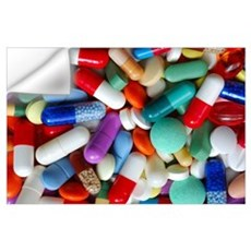 pills drugs Wall Decal