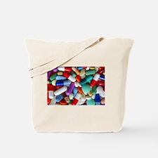 pills drugs Tote Bag