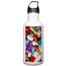 pills drugs Water Bottle